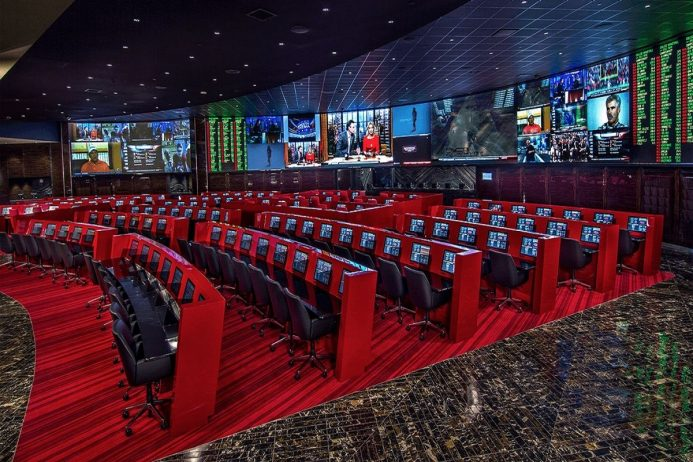 high limit sports betting in vegas