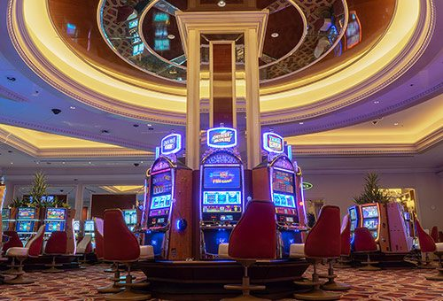 High limit slot machine jackpots