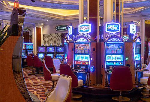 Slot machines in las vegas casinos остров миллионеров pokerstars casino