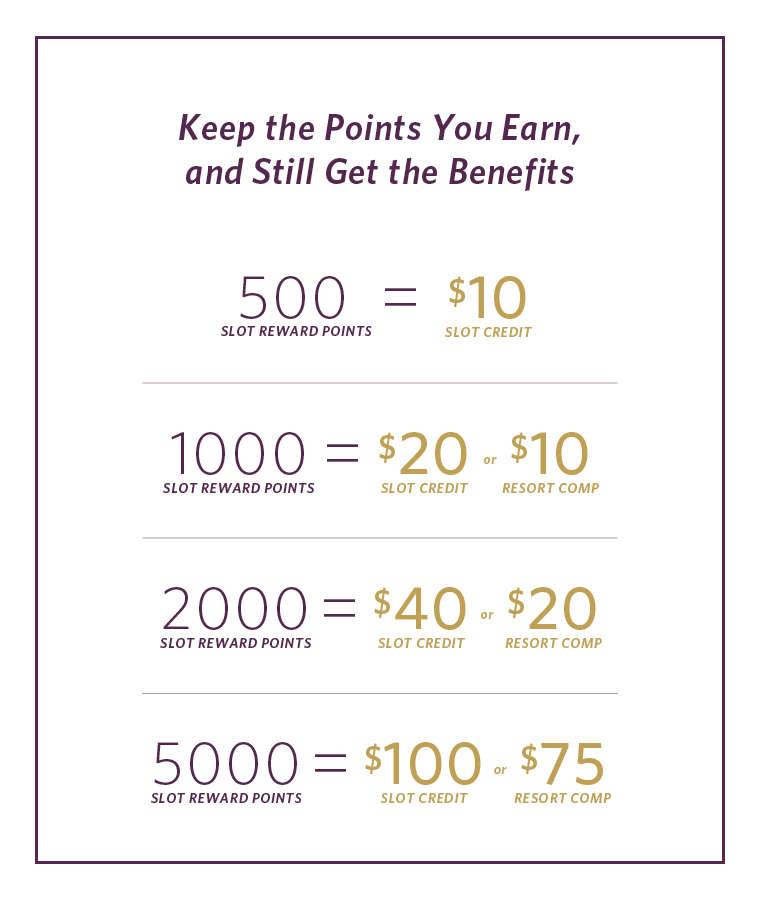 casino rewards sign up bonus