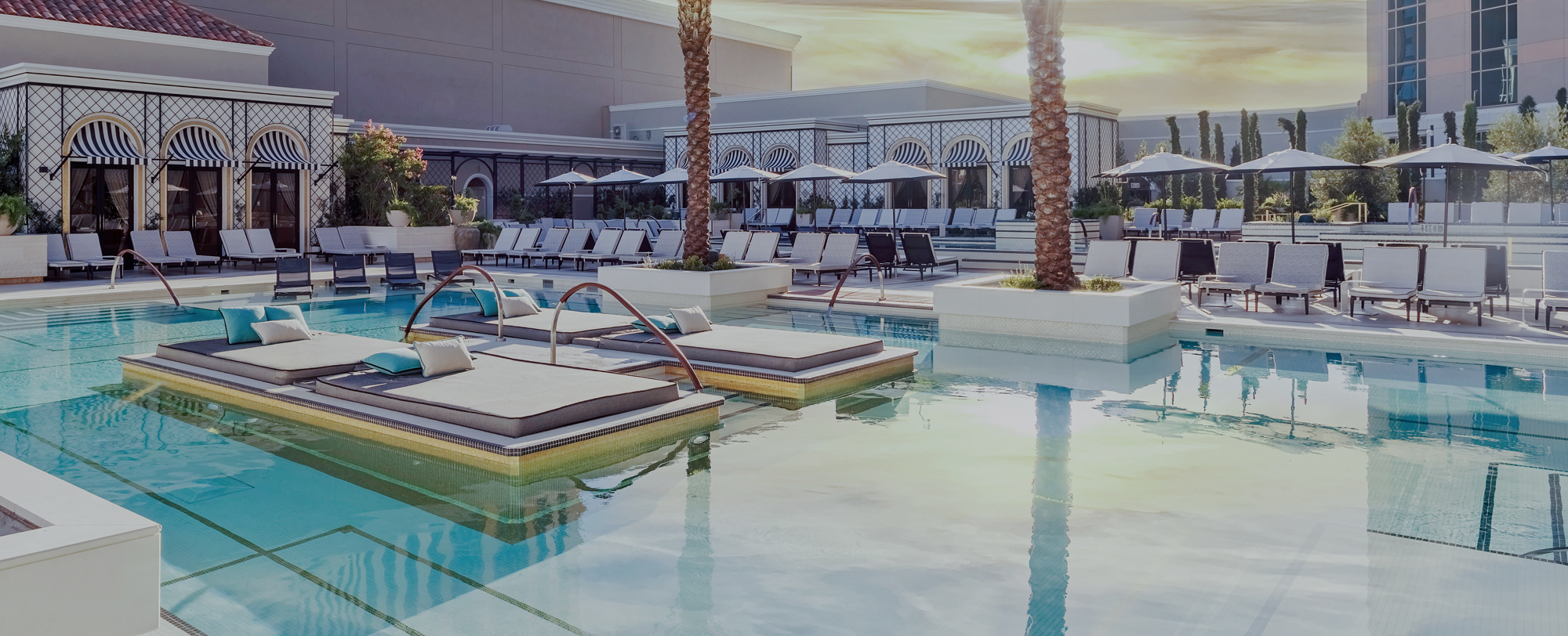 Astounding The Palazzo Las Vegas Pools Las Vegas Hotel Pools Gmtry Best Dining Table And Chair Ideas Images Gmtryco