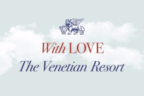 With Love, The Venetian Resort