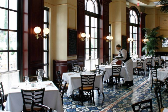 Bouchon By Thomas Keller French Bistro French Restaurant