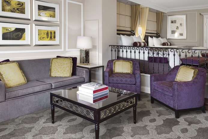 Las Vegas Hotel Suites Best Suites In Las Vegas Luxury Suites