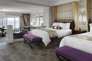 Luxury Two Queen Suite - Two Queen beds