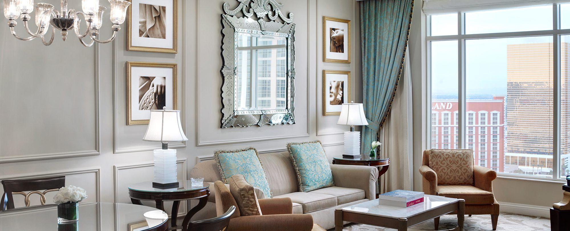 Grand One Bedroom Suite Las Vegas Suites Luxury Suites